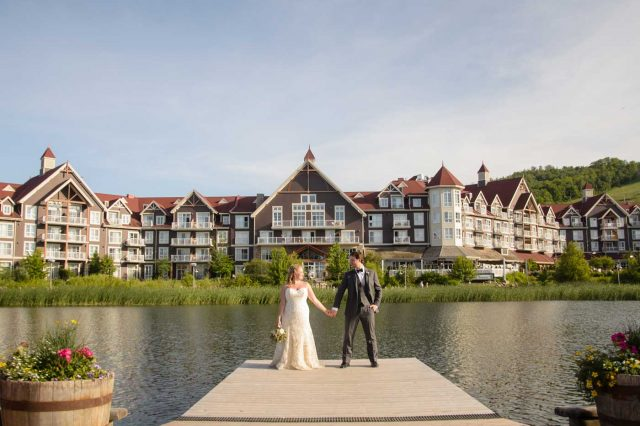 Weddings and Events at the Westin Trillium House in Blue Mountain