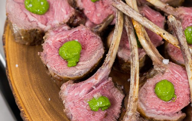 Montreal Catering Services - Lamb