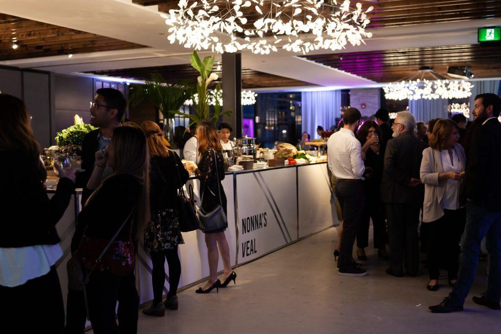 Village Loft Toronto Event Space - Party Guests
