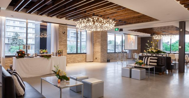 Village Loft Toronto Event Venue — Room Shot