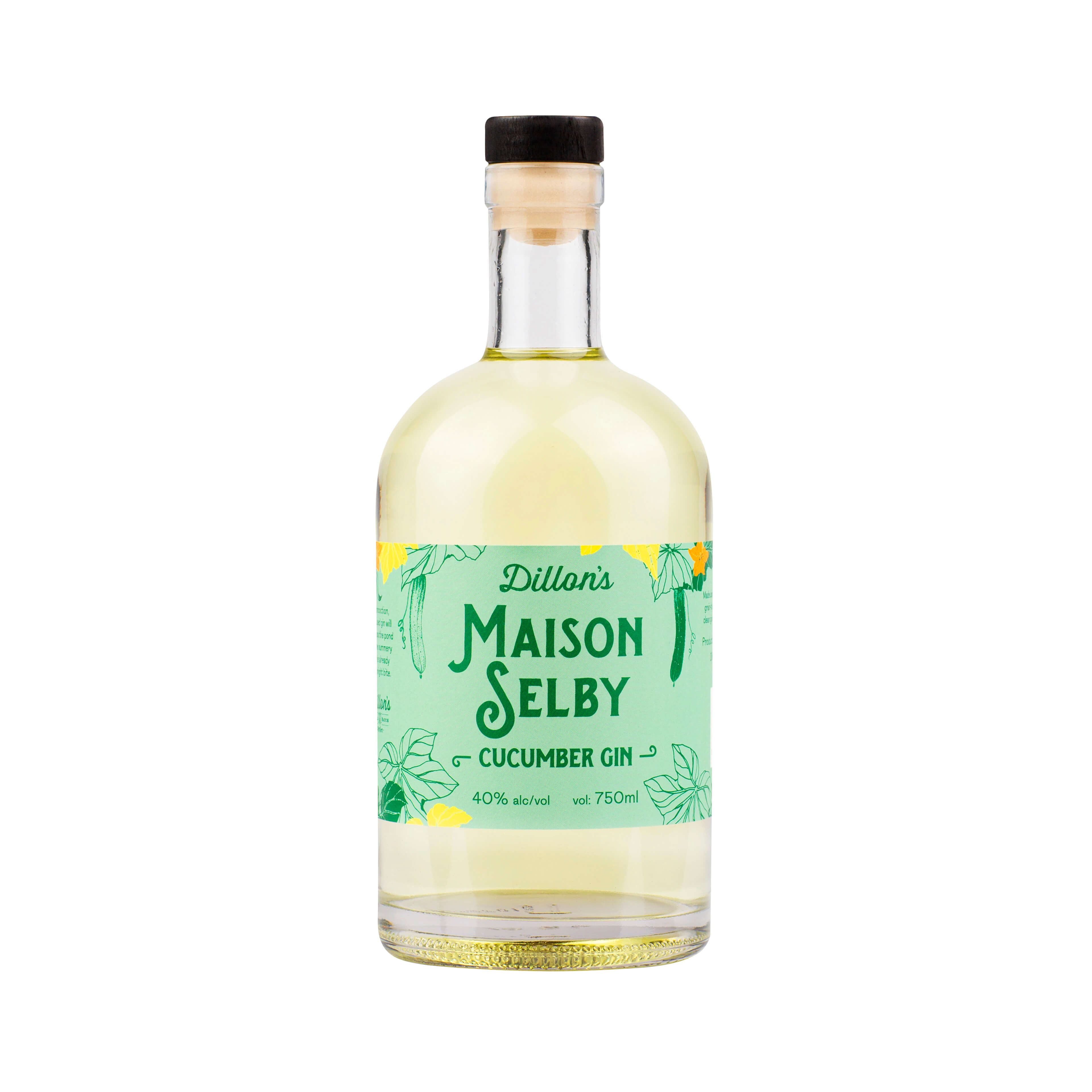 Maison Selby cucumber gin