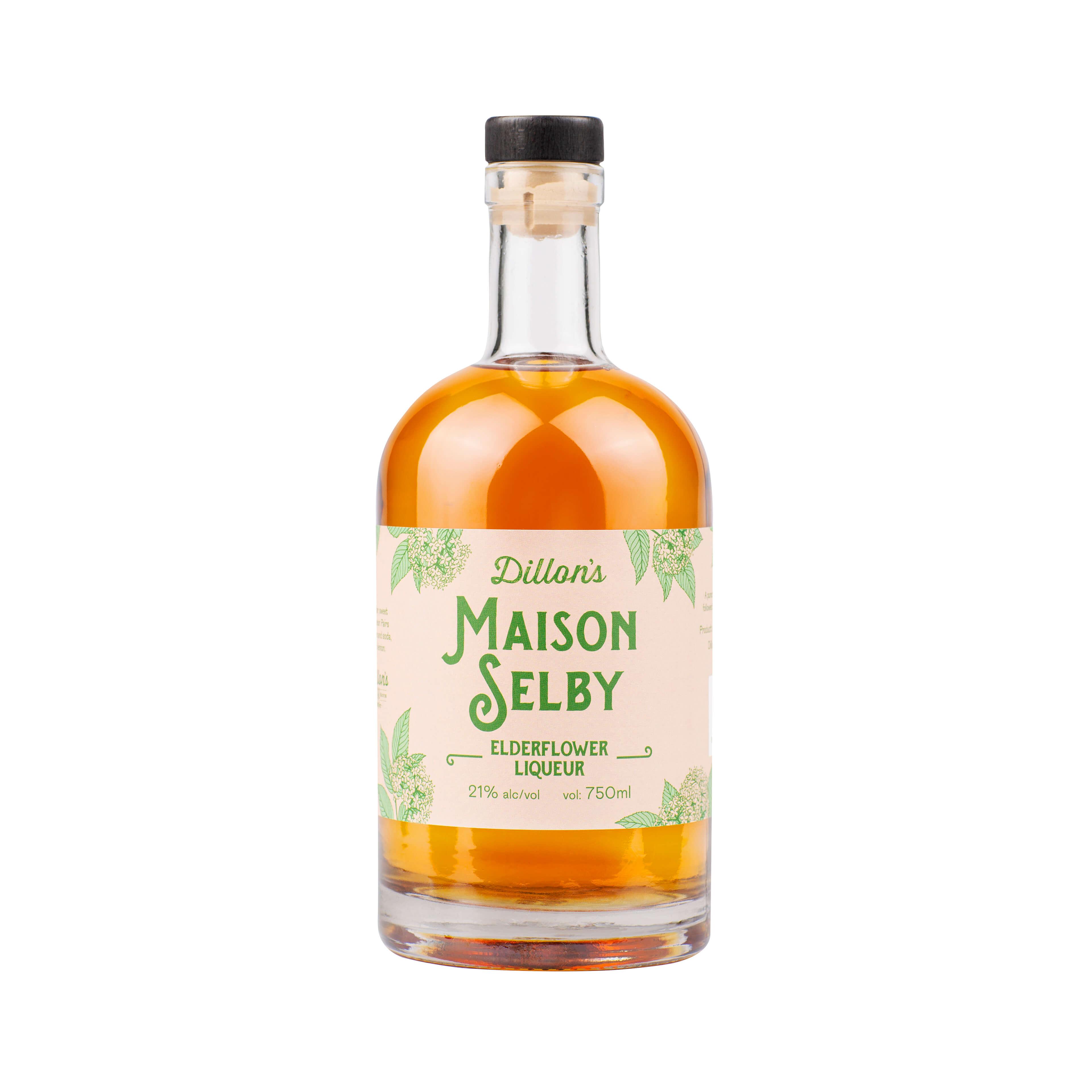 Maison Selby elderflower liqueur