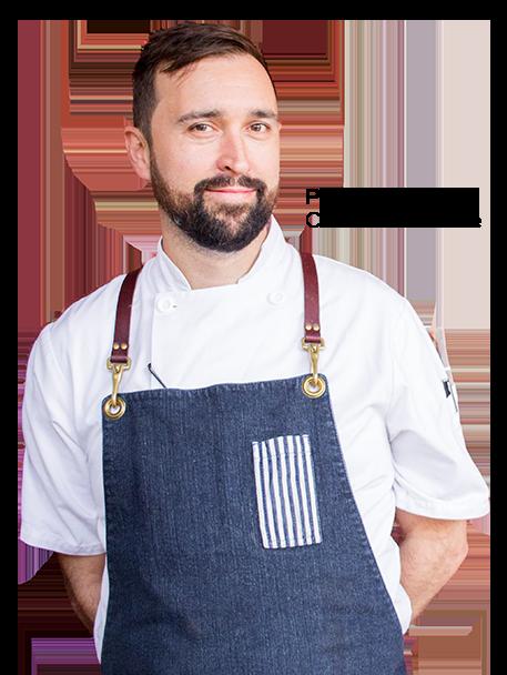 Patrick Forest Chef de Cuisine