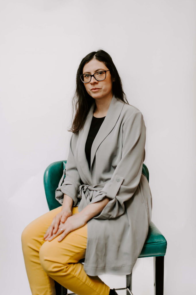 Isabel Sanchez, Manager, Toronto Region Board of Trade