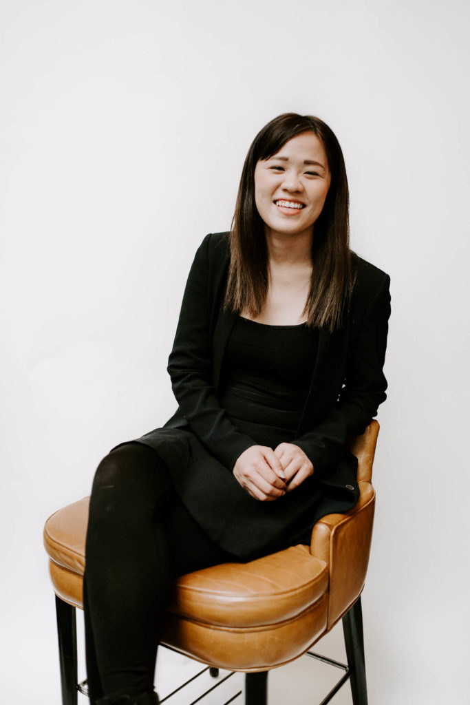 Yachi Hsieh, Server Assistant, Canoe