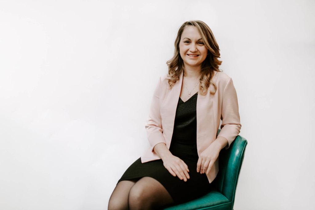 Larissa Chystykh, General Manager, Beaumont Kitchen