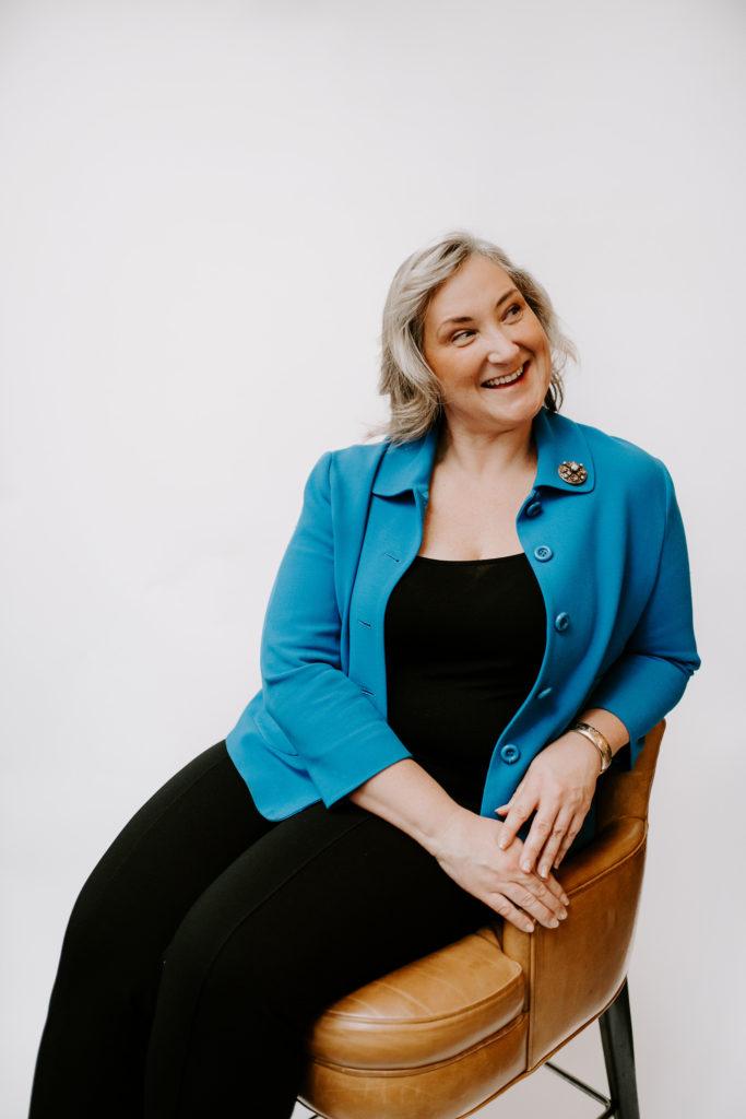 Elizabeth Kerr, General Manager, Leña