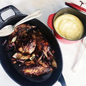 Coq au Vin chef meal kit