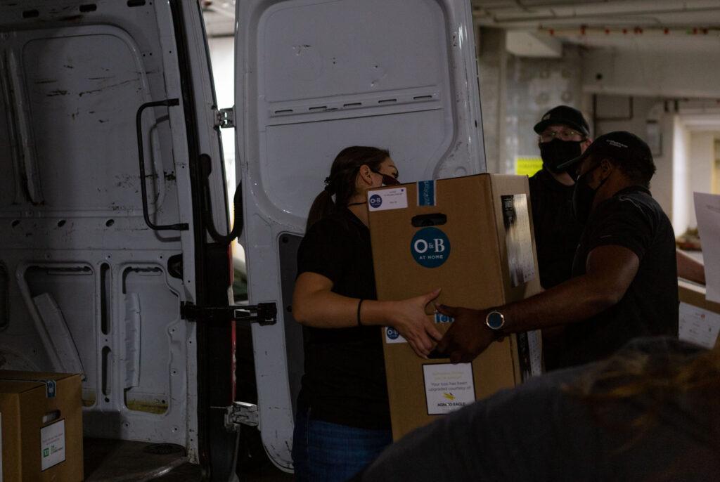 O&B Virtual Event Delivery