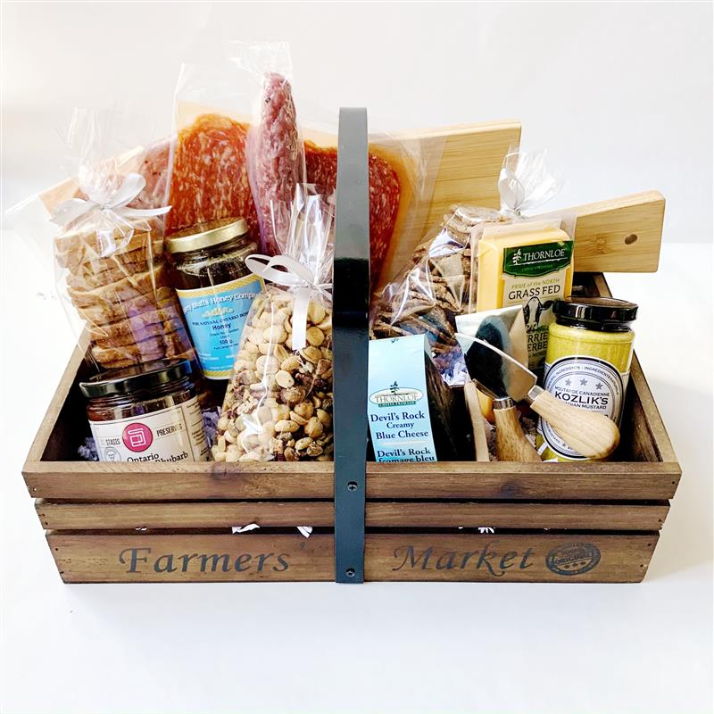 Foodie Favourite Gift Box