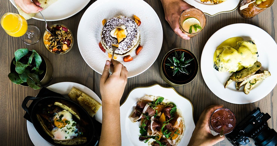 The Best Weekend Brunch in Calgary at Buffo