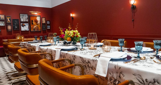 Private Dining Restaurants With Private Rooms Buffo