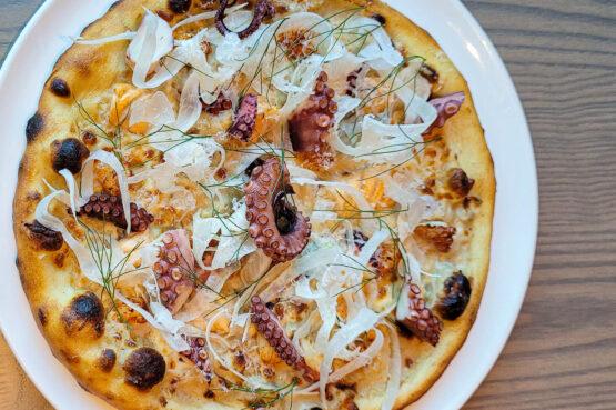 The Kraken Pizza