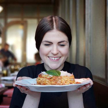 Nonna's Ten Layer Lasagna at Parcheggio - an Italian Restaurant in Toronto