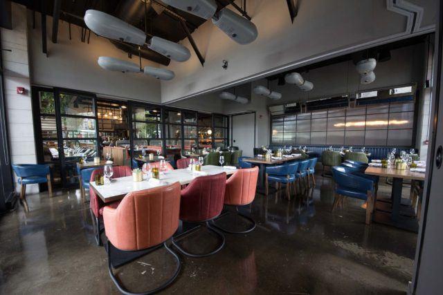 Private Dining Room in Parcheggio
