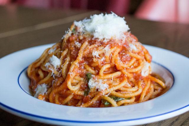 Spaghetti Pomodoro- Toronto