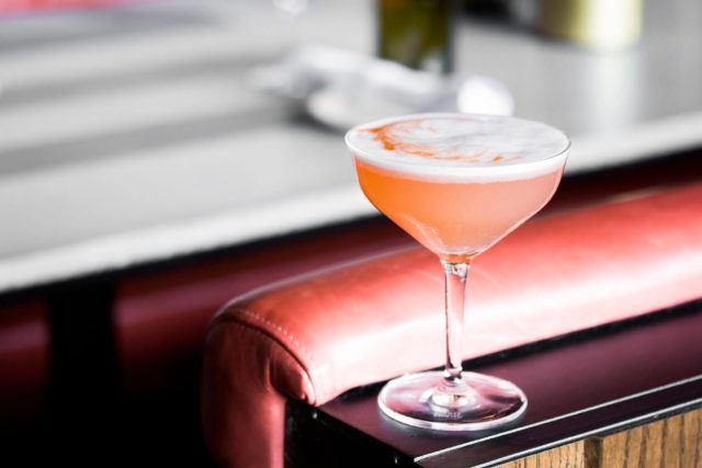 Parcheggio image of a cocktail