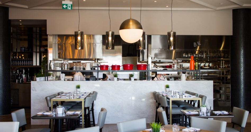 Beaumont Kitchen Open Kitchen