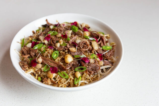 Mother's Day Sichuan Fried Rice