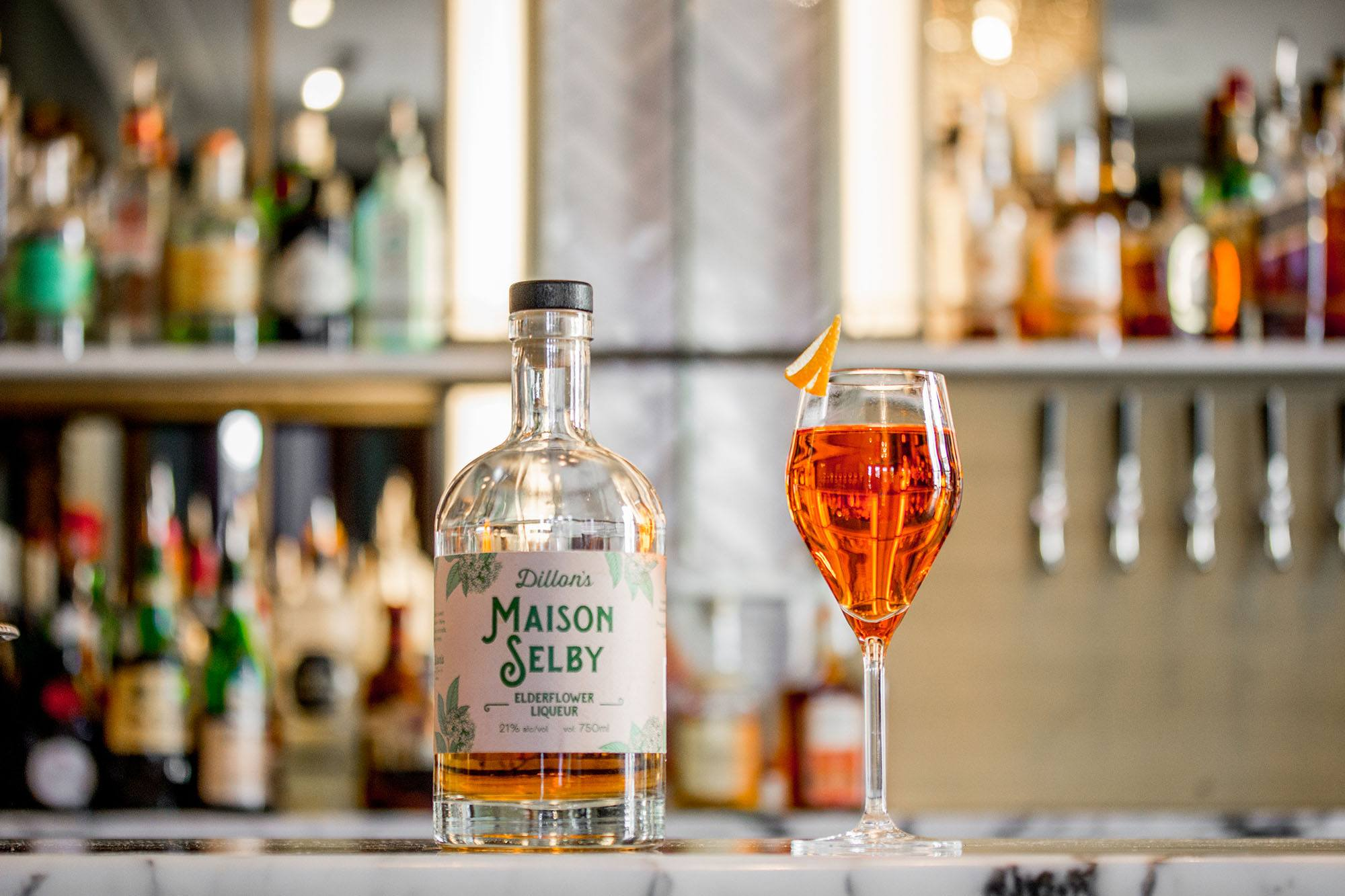 Maison Selby Elderflower Spritz