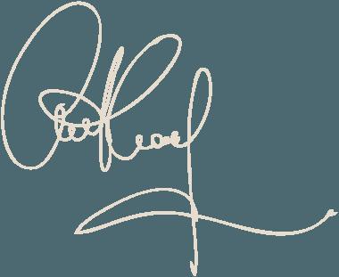 Chef Anthony Walsh signature