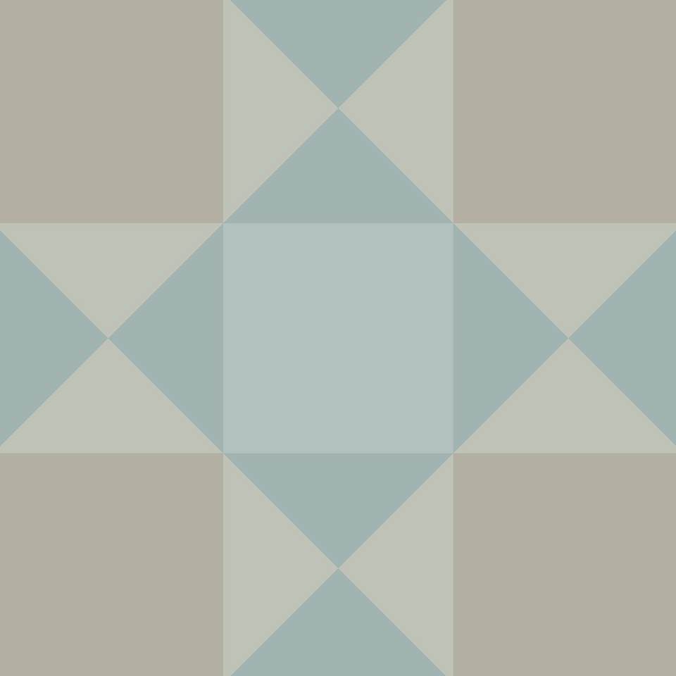 weaved square pattern